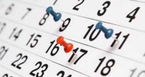 Calendario Nomina